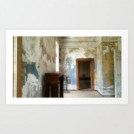 Dream Room (vacancy zine) Art Print