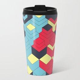 Two Sides A + B Travel Mug