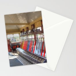 Signal Box Stationery Cards
