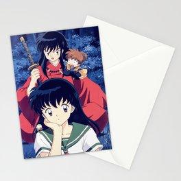 InuYasha Stationery Cards