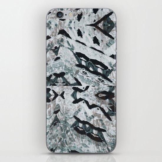 Rustic Wall iPhone & iPod Skin