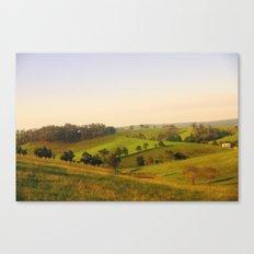 Daylight & Shadows Canvas Print