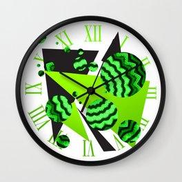 Evolution of Eroticism Wall Clock