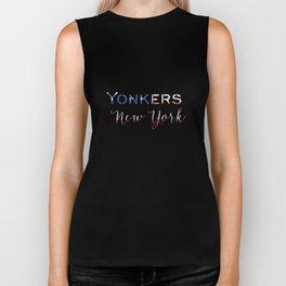 Yonkers New York Biker Tank