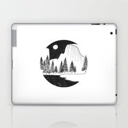Half Dome Yosemite Laptop & iPad Skin