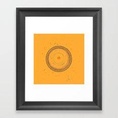 Revolutions #9 Framed Art Print