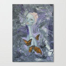 Monarch Princess Canvas Print