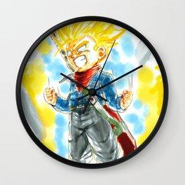 Little Rage Wall Clock