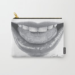 Malizia / Malice - Naughty Lips - Mouth Carry-All Pouch