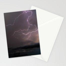 Spring Lightning Stationery Cards