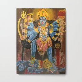 Kali Metal Print