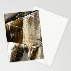 Water in the stone Stationery Cards