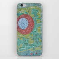 death star iPhone & iPod Skins featuring Death Star by Godpipo's cravings
