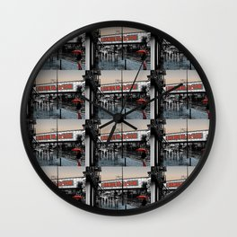 Camden Lock  Wall Clock