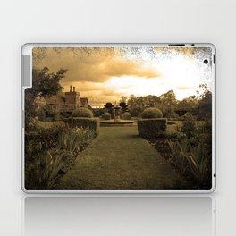 sepia cottage Laptop & iPad Skin