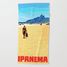 Ipanema Beach Towel