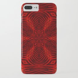 Kaleidoscope 'K3 SQ' iPhone Case