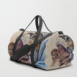 FREE SPIRITS - sunny version Duffle Bag