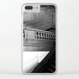 # 324 Clear iPhone Case