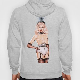 PIN-UP DOLL - ONE OF A KIND COLLECTABLE Hoody