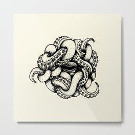 Spheroctopus. Metal Print