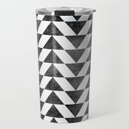 Triangle - Yellow II Travel Mug