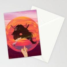 Set My Sun Stationery Cards