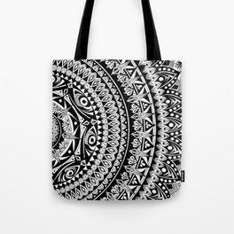 Kokua Mandala Illustration Tote Bag