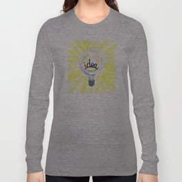 Idea Long Sleeve T-shirt