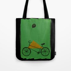 confidant II. (bicycle) Tote Bag
