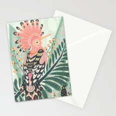 Hoopoe Bird Stationery Cards