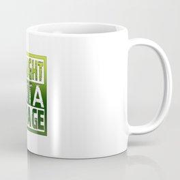STRAIGHT OUTTA GARAGE Coffee Mug