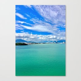 NhaTrang  Bay Canvas Print
