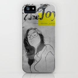 Do The Joy iPhone Case
