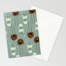 COFFEE & COOKIE Stationery Cards