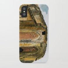 red stone charm iPhone X Slim Case