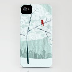 Lace Trees Slim Case iPhone (4, 4s)