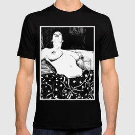 asc 388 - La flamenca étourdie (Rosita fainted) T-shirt