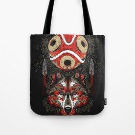 Mononoke Totem Tote Bag