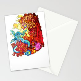 Other Worlds III Stationery Cards
