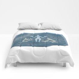 Prehistoric Goddess Comforters