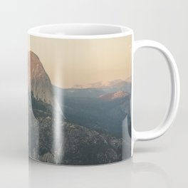 Half Dome III Coffee Mug