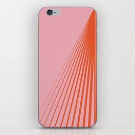 LINES001 iPhone Skin