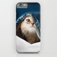 Sweet cat iPhone 6s Slim Case
