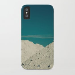 biancoazzurro iPhone Case