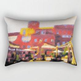 Muenster, Germania Campus Rectangular Pillow