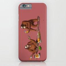 Orange Man (Colour) iPhone 6s Slim Case