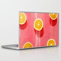 fruit Laptop & iPad Skins featuring fruit 5 by LEEMO