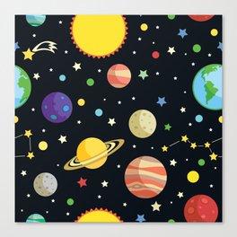Our Universe Canvas Print