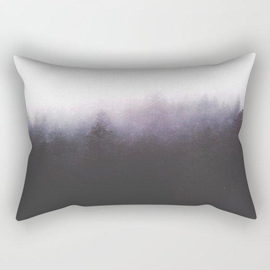 faded ghosts Rectangular Pillow